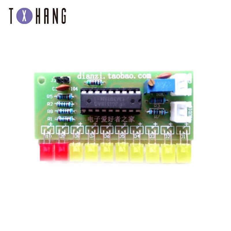 1pcs LM3915 10 segment audio level indicator DIY kit  ESAR