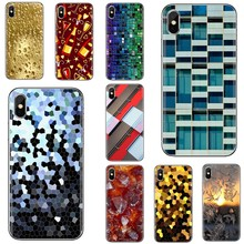 Tekstur Kaca untuk LG G2 G3 G4 Mini G5 G6 G7 Q6 Q7 Q8 Q9 V10 V20 V30 X Power 2 3 Roh Silicone Case Cover(China)