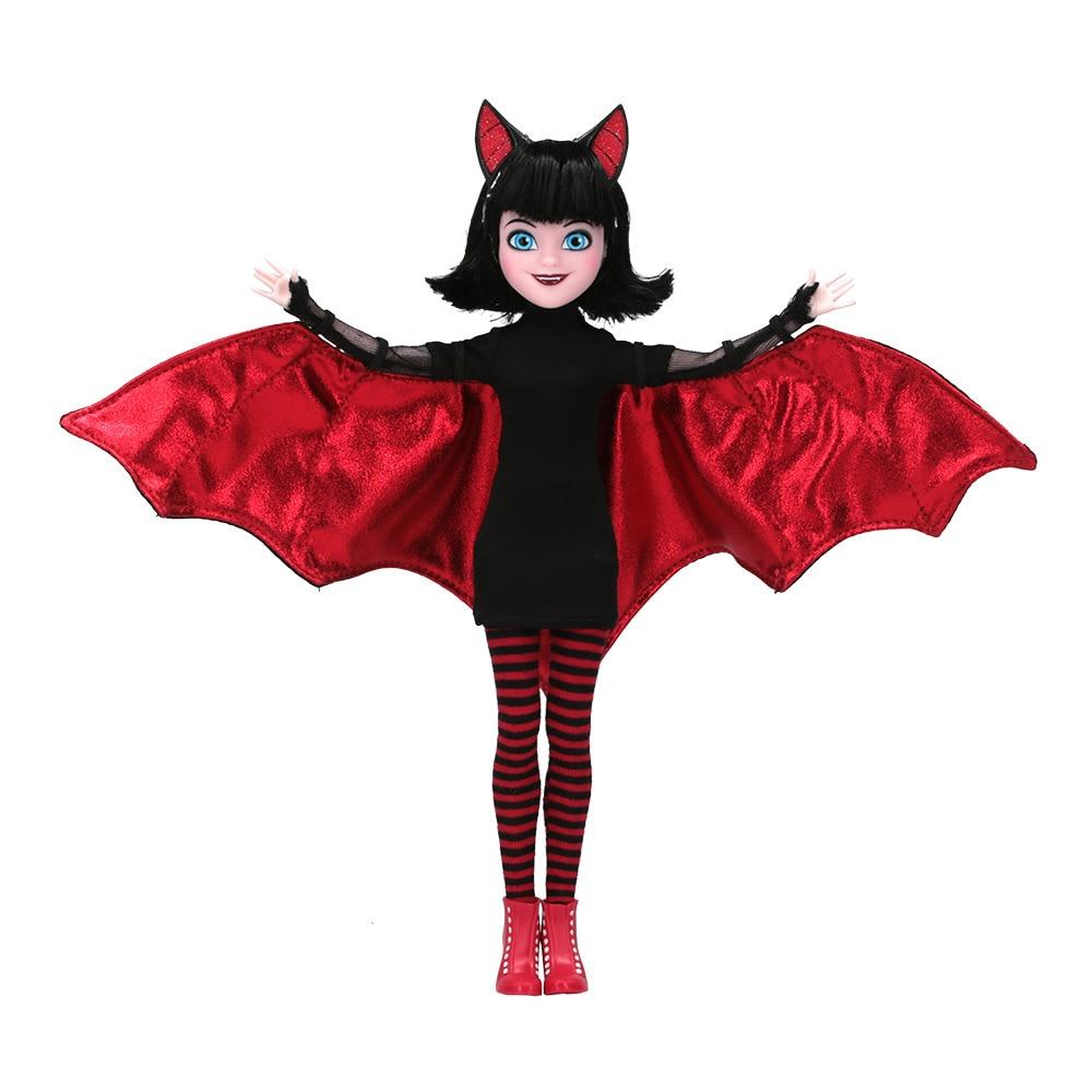 Лидер продаж, экшн-фигурка дочки Дракулы в отеле Трансильвания 3 летучая мышь Мавис, игрушки, девочка-вампир, кукла Мавис, подарки для детей