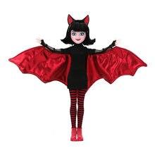 Sıcak satış otel transilvanya 3 yarasa Mavis kızı Dracula aksiyon figürü oyuncakları vampir kız Mavis bebek çocuklar için hediyeler çocuklar