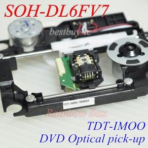 Image 2 - Nuovo originale DVD ottica di pick up SOH DL6FV7 con meccanismo di plastica DL6FV7 TDT IMOO