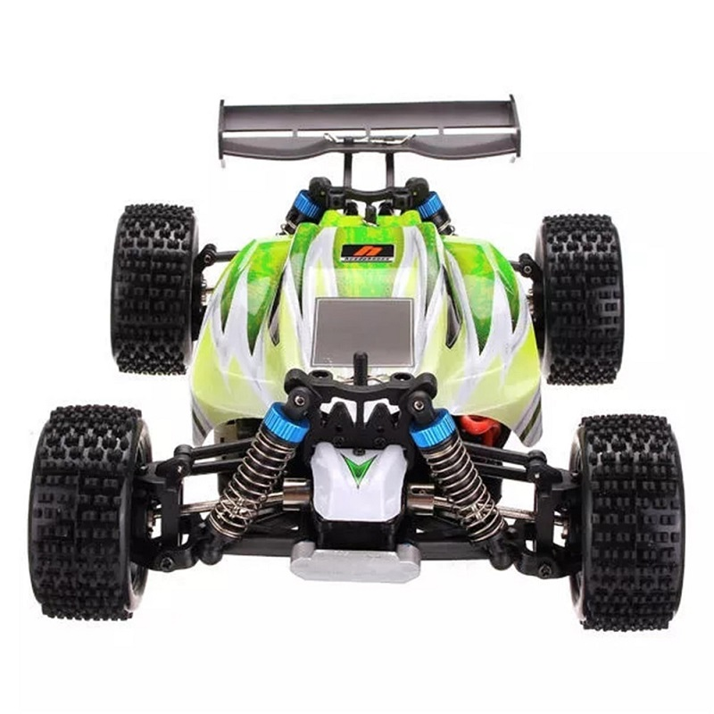 RCtown WLtoys A959-B 1/18 4WD High Speed Off-road Vehicle Toy Racing Sand Remote Control Car Gifts of Children's Day image