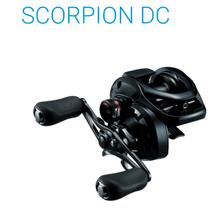 Original SHIMANO 2017 Scorpion DC 100 101 101HG Saltwater Fishing Baitcasting Reels 8BB 6.3:1 7.2:1 Fishing Wheels