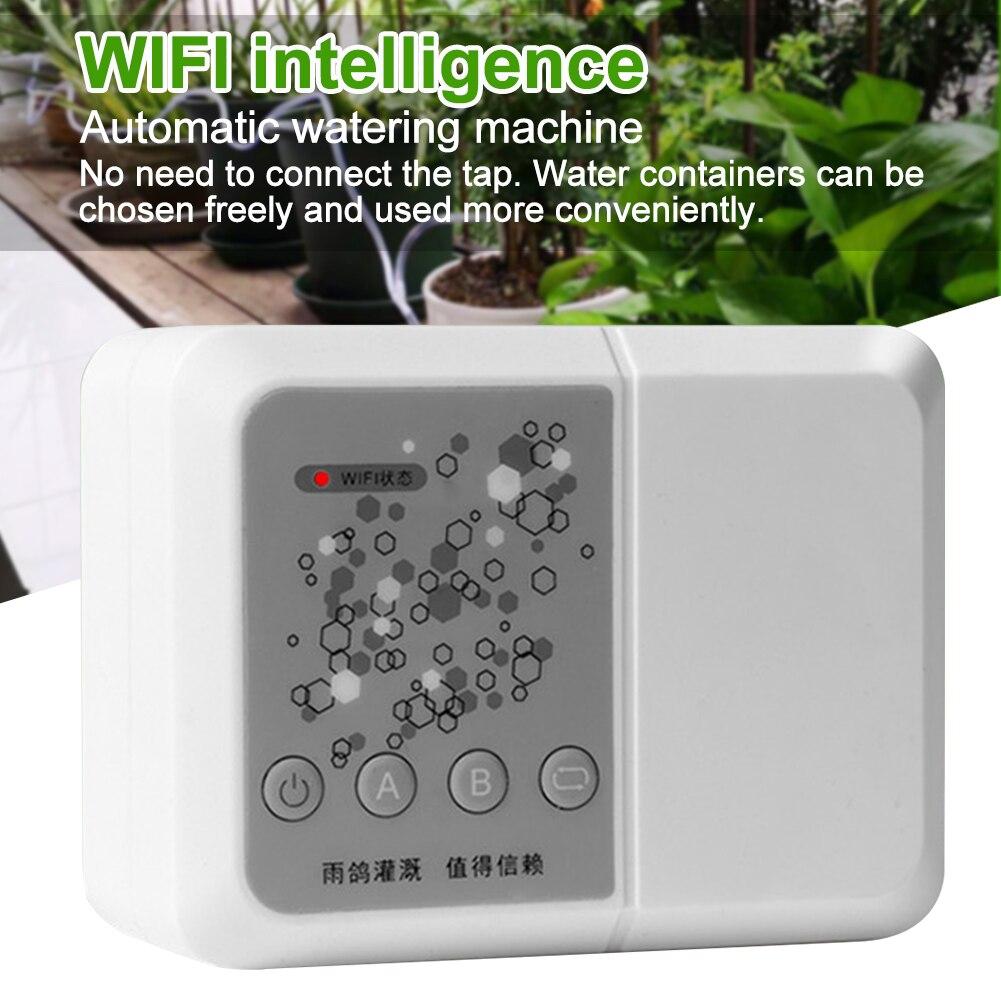 Micro Drip Smart Bewässerung Maschine Fernbedienung Anlage Garten Werkzeuge Wifi App Blumen Mit Timer Hof 4in1 Automatische Hause Balkon