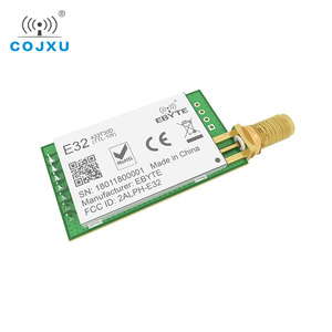 Image 3 - LoRa SX1278 SX1276 TXCO 433MHz 1W moduł rf E32 433T30D lora nadajnik UART 433t30d daleki zasięg 8000m bezprzewodowy odbiornik rf