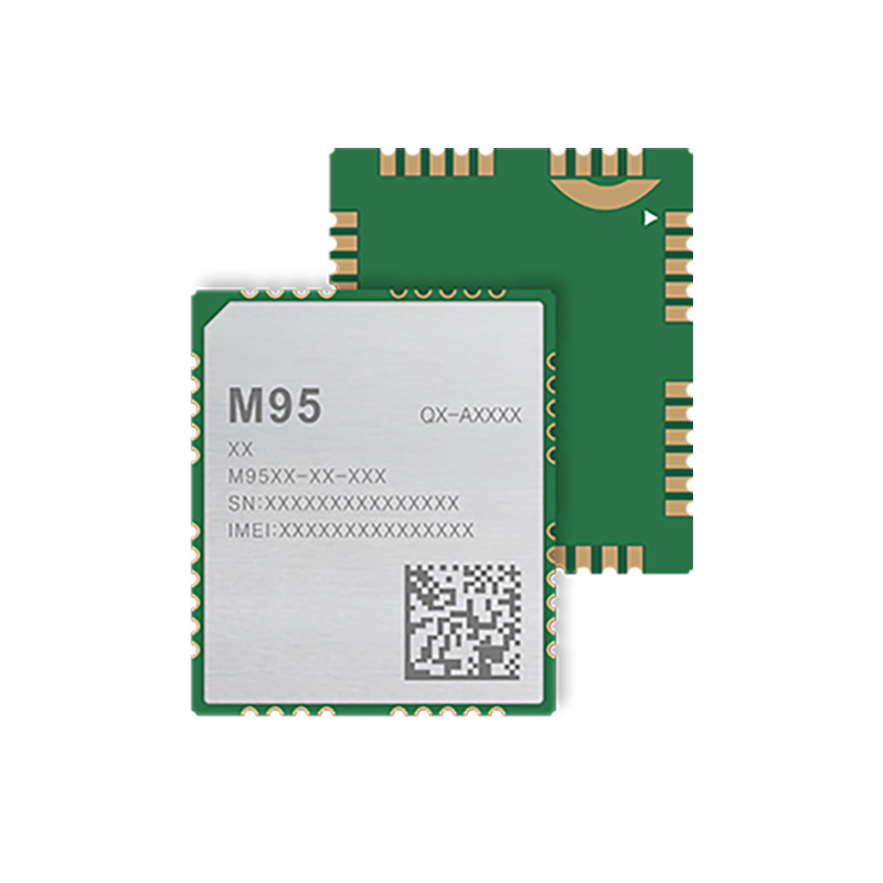 GSM GPRS M95 M95FA-03-STD Quad-band 800/900/1800/1900MHZ Global LCC MTK Chipset Class-AB Amplifier ECall QuecFOTA