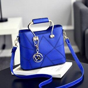 Image 2 - SDRUIAO Messenger Bag for Women 2020 Ladies PU Leather Handbags Luxury Quality Female Shoulder Bags Famous Women Designer Bags
