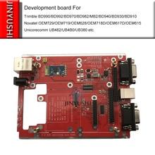 Carte de développement/EVB/EVK/carte de base avec bluetooth pour gps RTK GNSS Trimble BD990 BD992 BD970 BD982 MB2 BD940 BD930 BD910