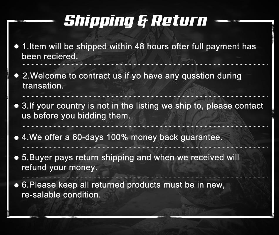 Shipping-&-Return