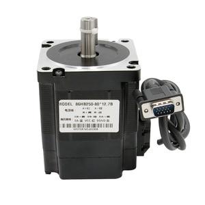 Image 5 - CNC 4th Aixs 3 4 לסת k12 צ אק 100mm Nema 34 מנוע צעד 4:1 / NEMA23 6:1 + זנב המניה עבור נתב