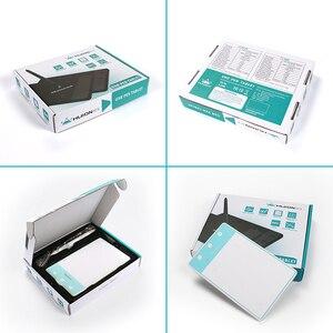 Image 5 - Huion H420 펜 태블릿 그래픽 테이블 서명 패드 4*2 인치 3 익스프레스 키