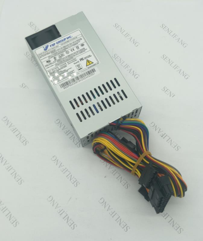FSP270-60LE   1U Power Supply FLEX HTPC NAS POS Cash Register   ATX Shuttle 24Pin Power Supply Well Tested Working