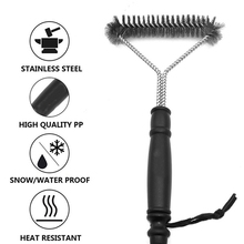 Cleaning-Brush Barbecue-Kit Kitchen-Accessories Bbq-Grill Cooking-Tools Stainless-Steel