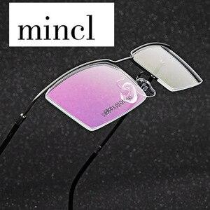 Image 3 - العلامة التجارية تصميم اللونية نظارات للقراءة الرجال الشيخوخي النظارات تلون مع ديوبتر 1.0 + 2.0 2.5 UV400 NX