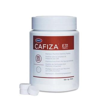 Urnex Cafiza Espresso i Cappuccino tabletki do czyszczenia 100 tabletek tanie i dobre opinie CN (pochodzenie) Części ekspres do kawy