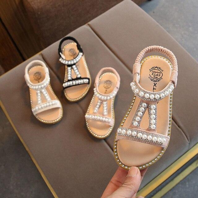 Pretty Toddler Girl Sandals 1