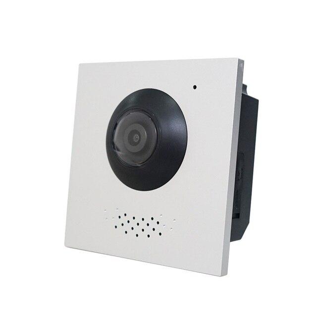 DHI VTO4202F P camera Module, POE port / 2 wire port, IP doorbell parts,video intercom parts,Access control parts,doorbell parts