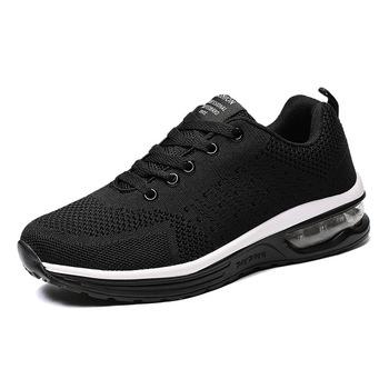 Mężczyźni obuwie moda Sneakers mężczyźni buty Walking płaskie buty para trampki męskie obuwie 2019 buty sportowe Tenis Feminino tanie i dobre opinie KUIDFAR Cotton Fabric Płytkie Stałe Wiosna jesień C01089 Lace-up Mieszkanie (≤1cm) Pasuje prawda na wymiar weź swój normalny rozmiar