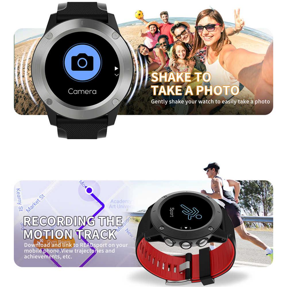 R911 Smartwatch חיצוני ספורט מצפן smart watch צמיד לב קצב דם לחץ ניטור בריאות תזכורת ספורט צמיד