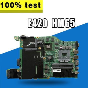 For Lenovo E420 MOTHERBOARD 04W0716 04W0718 HM65 DDR3 HD6630M 1GB tested