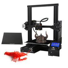 Creality 3D ender-3 Upgraded High-precision DIY 3D Printer Self-assemble 220 * 220 * 250mm Printing Size with Glass Plate