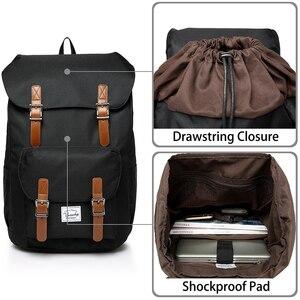 Image 5 - VASCHY мужской рюкзак, Студенческая сумка, школьные сумки, дорожная сумка, рюкзак для ноутбука, мужской рюкзак