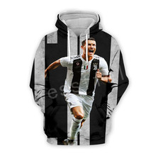 Tessffel Cristiano Ronaldo Athletes Tracksuit 3DfullPrint Hoodie/Sweatshirt/Jacket/shirts Mens Womens hiphop fit casual style-16