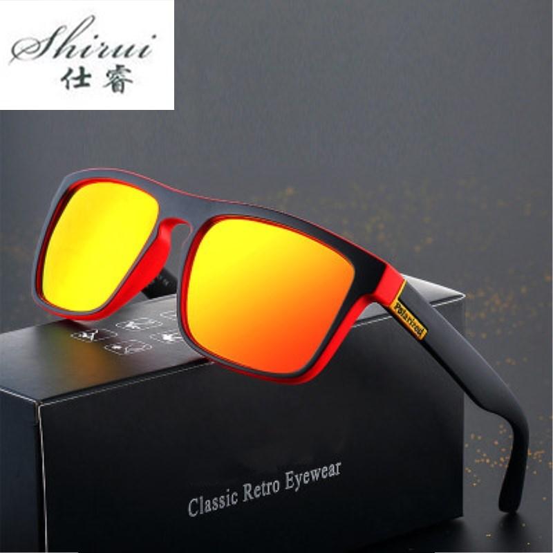 2019 Polarized Sunglasses Men's Driving Shades Male Sun Glasses For Men Retro Cheap Luxury Women Brand Designer Vintage Gafas