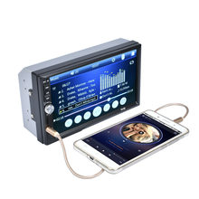 2Din MP3 MP5 Player FM Car Radio Stereo Audio Music USB Digital Touch Screen Bluetooth AUX Input Player(China)