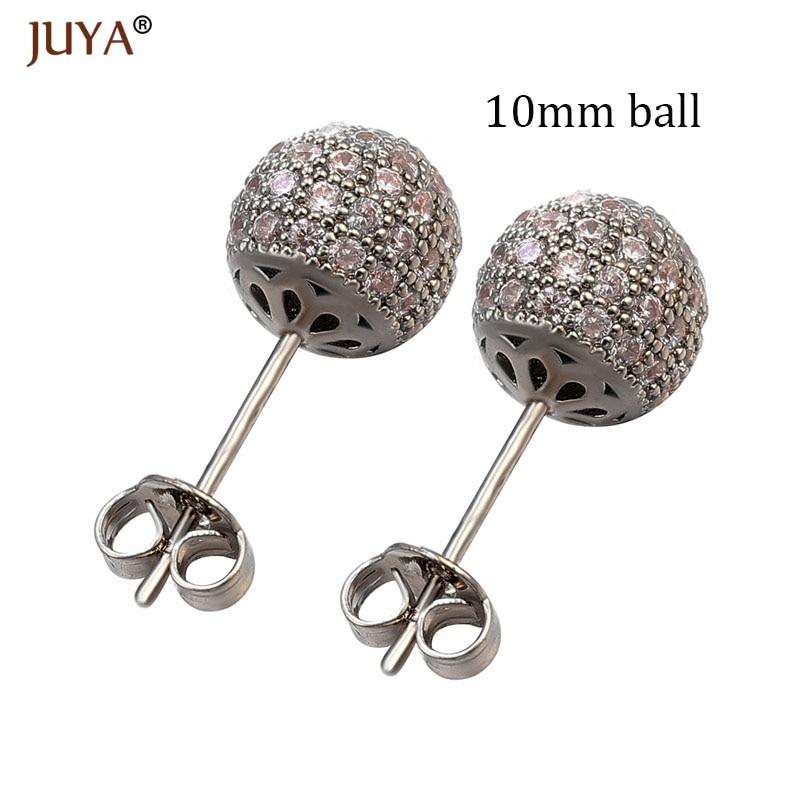 10mm ball black