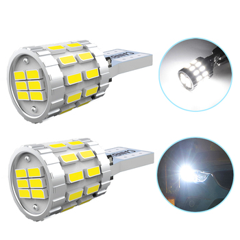 2x LED T10 W5W Canbus Bulb Car Clearance Parking Lights For BMW E60 E90 E91 E92 E36 E30 E39 E46 X5 E53 E70 F10 F30 F20 E87 M3 M5 image
