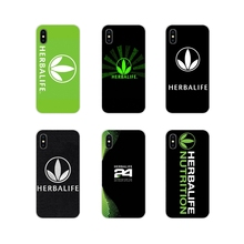 Black and green Herbalife Accessories Phone Shell Covers For Samsung A10 A30 A40 A50 A60 A70 Galaxy S2 Note 2 3 Grand Core Prime