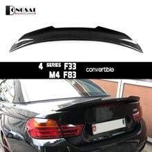 Для BMW 4 серии кованый спойлер из углеродного волокна F32 F33 F36 F83 M4