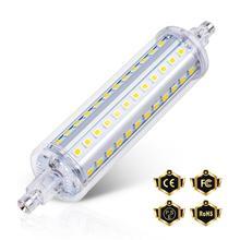 Led Bulb R7S LED Corn Lamp 2835 SMD 78mm 118mm 135mm 189mm Light 220V 5W 10W 12W 15W r7s Replace Halogen Lamp 110V Floodlight стоимость