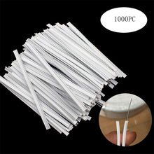 300/1000PCS 3mm Deformable Metal Mask Strips Nose Strip For DIY Craft Hand Making Masks Accessories Materials Nose Bridge Strips(China)