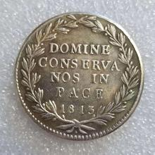 Швейцария Цюрих 40 Batzen 1813 серебро копия монеты виды, чтобы сделать Старый Стиль монет подарок для коллекции Drop доставка