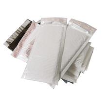 5 Pcs Of Different Specifications White Bag Foam Envelope Foam Foil Office Packaging Envelope Moistureproof Vibration Bag