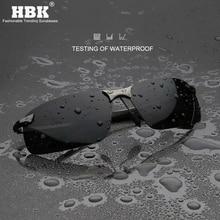 HBK Vintage Sports Polarized Sunglasses Men Waterproof Drivi