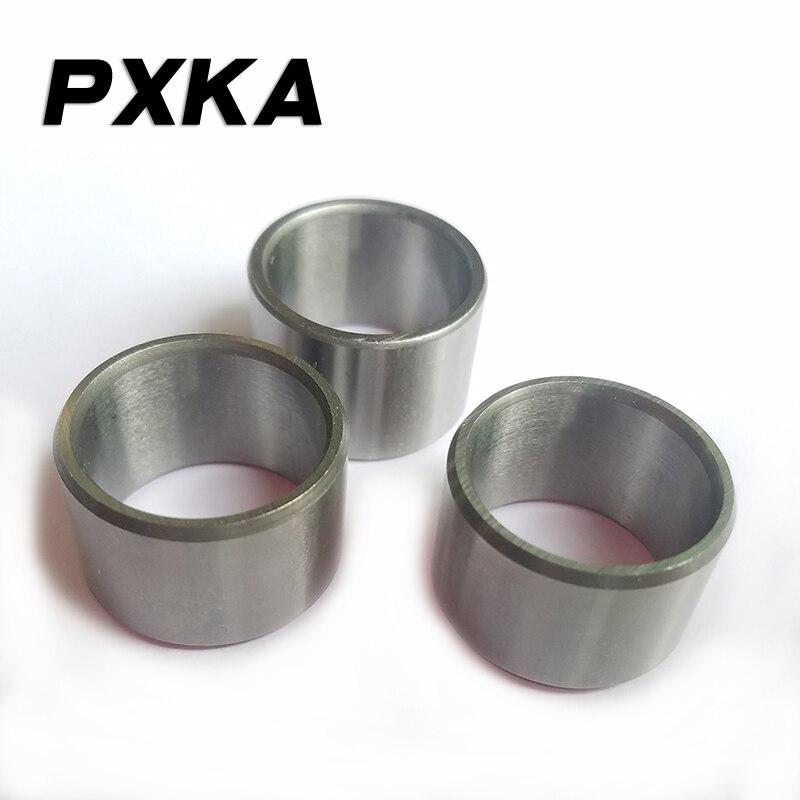 Free Shipping 2pcs Sleeve Bearing Inner Ring Steel Sleeve Inner Diameter 12 Outer Diameter 15 16 18 Height 12 13 16 18 20 22