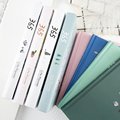 Cute 365 Life Planner Notebook Colorful Paper Inner Page Notepad Daily Monthly Yearly Agenda Diary School Office Stationry