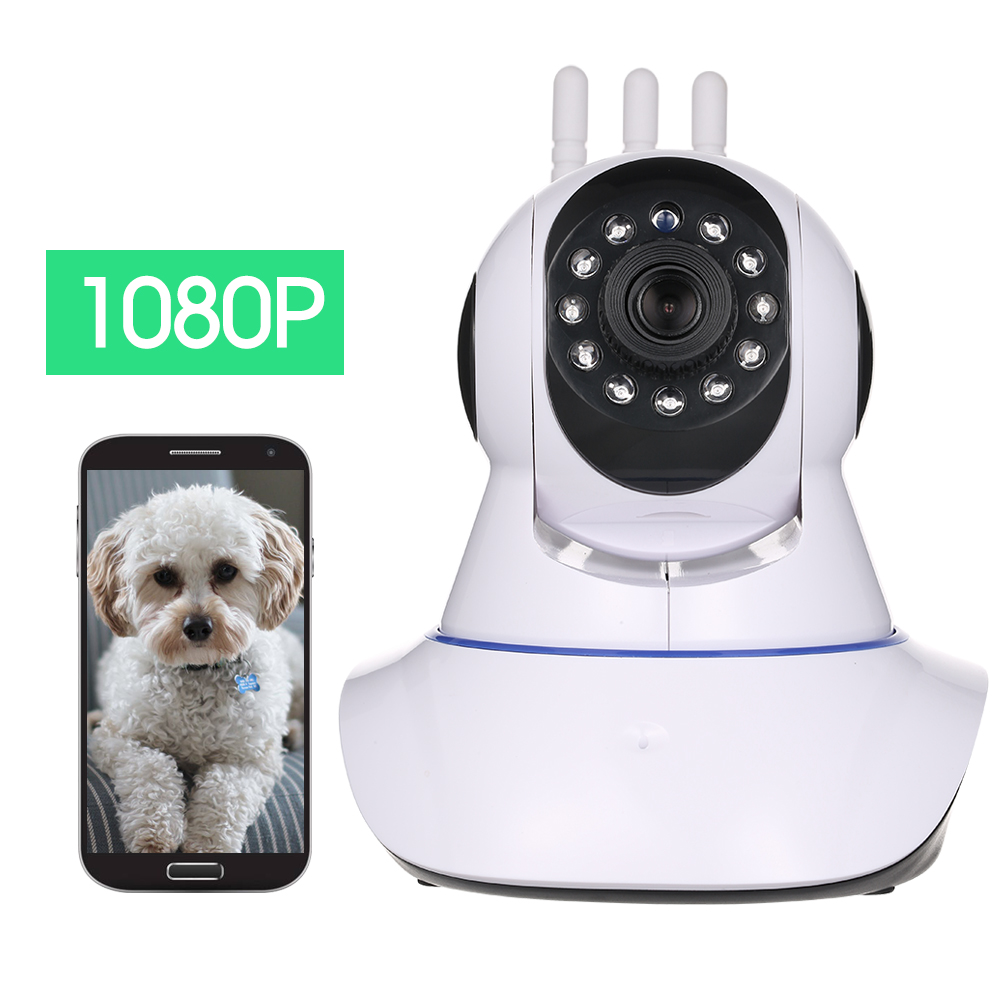 Wifi HD 1080P Wireless IP Camera Home Security Baby//Pet Monitor Night Vision USA
