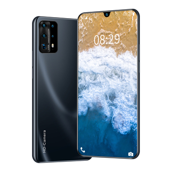 P40 Pro smartphones 6.8 HDinch Full screen mobile phones 12GB+512GB Smartphone 16+32MP HD Camera Origina telephone Dual Sim Card 5