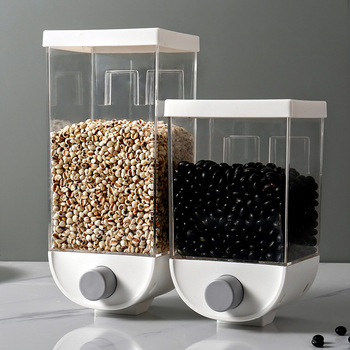 Minimalist Wall Mounted Airtight Food Storage Box 3