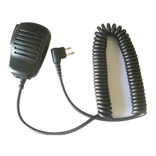 Control remoto altavoz micrófono Mic para Motorola Radio portátil RDU2020 RDU2080D RDU4100 RDU4160D RDV5100 RMV2040 RMU2040 RMU2080
