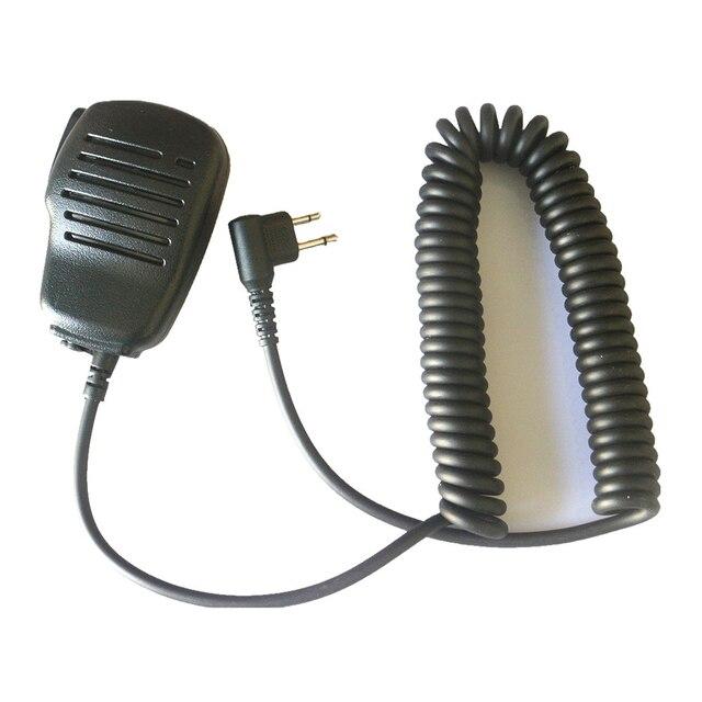 بعد رئيس ميكروفون ل موتورولا راديو محمول RDU2020 RDU2080D RDU4100 RDU4160D RDV5100 RMV2040 RMU2040 RMU2080
