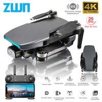 Drone ZWN SG108 GPS con 5G Wifi FPV 4K HD Dual Camera Brushless flusso ottico RC Quadcopter seguimi Mini Dron vs L108 EX5