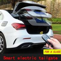 Suitable for Mercedes Benz new A Class A200LA180LA220L electric tailgate modified trunk automatic electric suction door