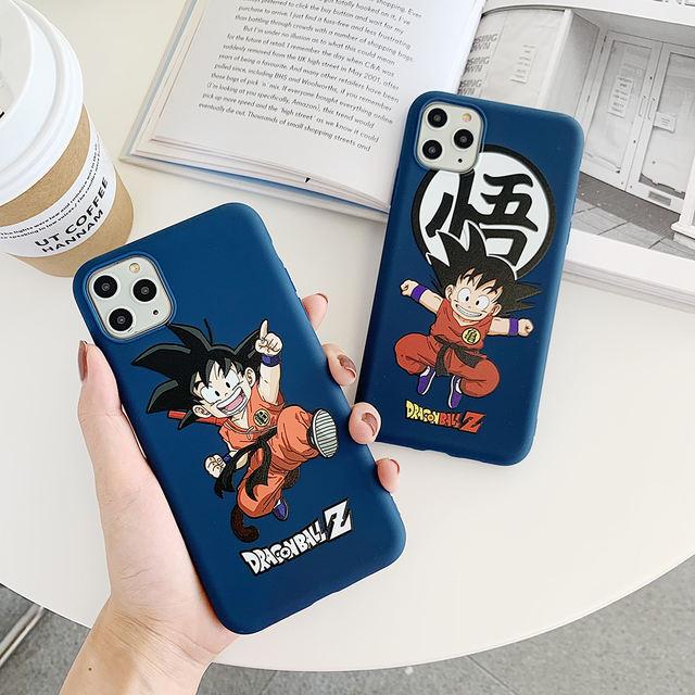DRAGON BALL Z GOKU IPHONE CASE