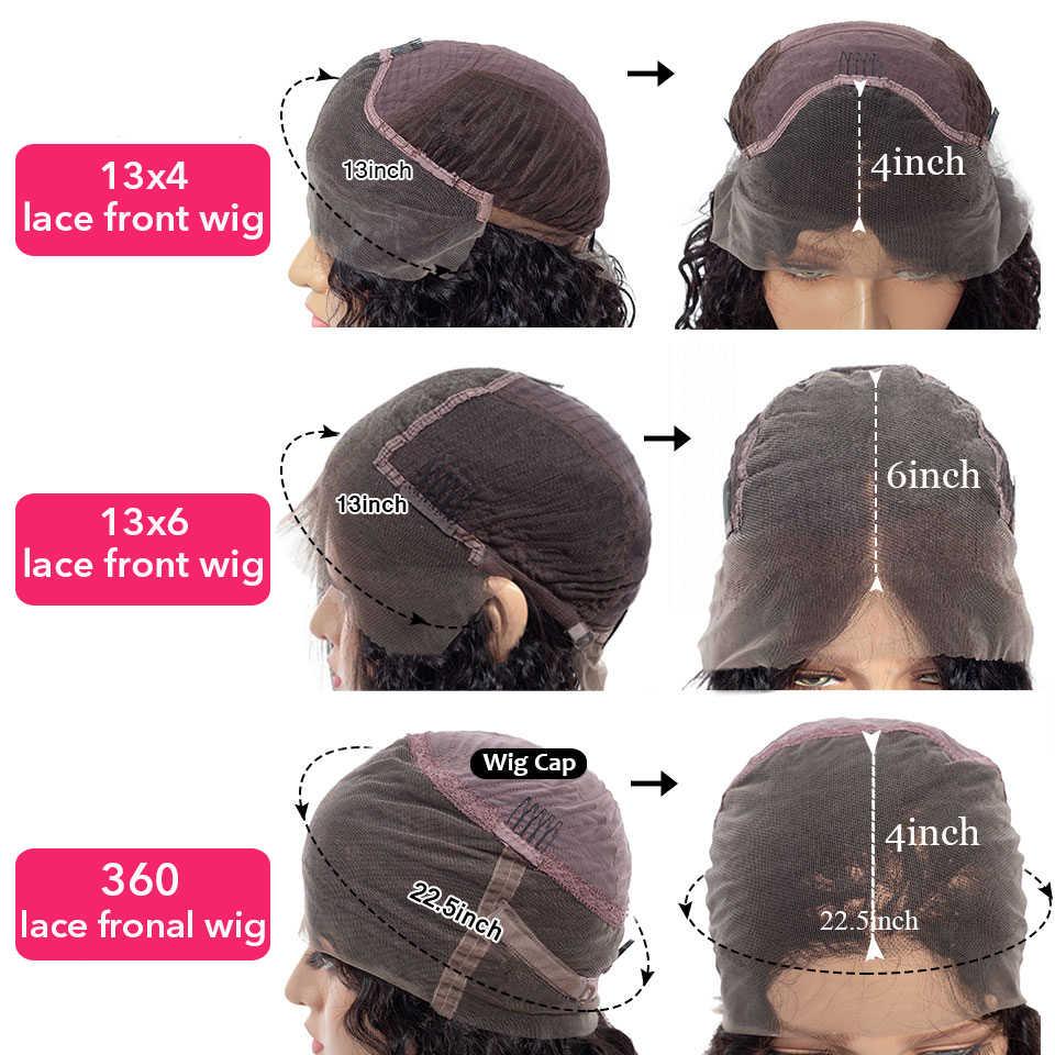 150% gęstość wstępnie oskubane koronki przodu włosów ludzkich peruk dla kobiet prosto brazylijski Remy krótki bob koronki przodu peruki z przypinana grzywka