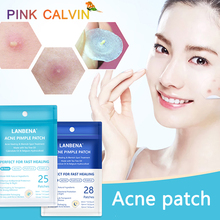 LANBENA 25pcs Acne Removal Pimple Patch Skin Tag Removal Invisible Stickers Face Patch Acne Spot Scar Care Pimple Remover Tool korean cosmetics ciracle pimple solution cc powder 16ml cover care trouble scar mark
